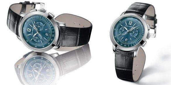 Girard-Perragaux celebra sus cumpleaños con un nuevo reloj de esfera azul