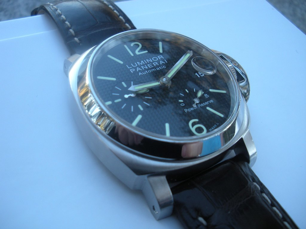 Luminor Panerai Pam 241 Power reserve