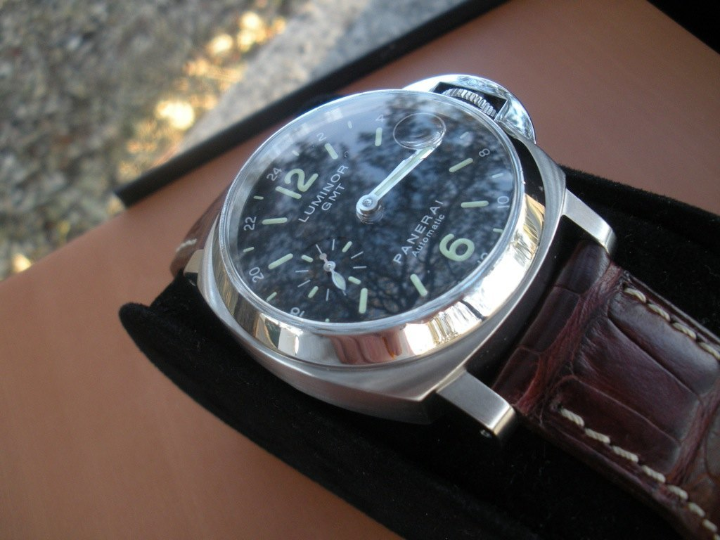 Luminor Panerai Pam 244 Gmt Derelojes