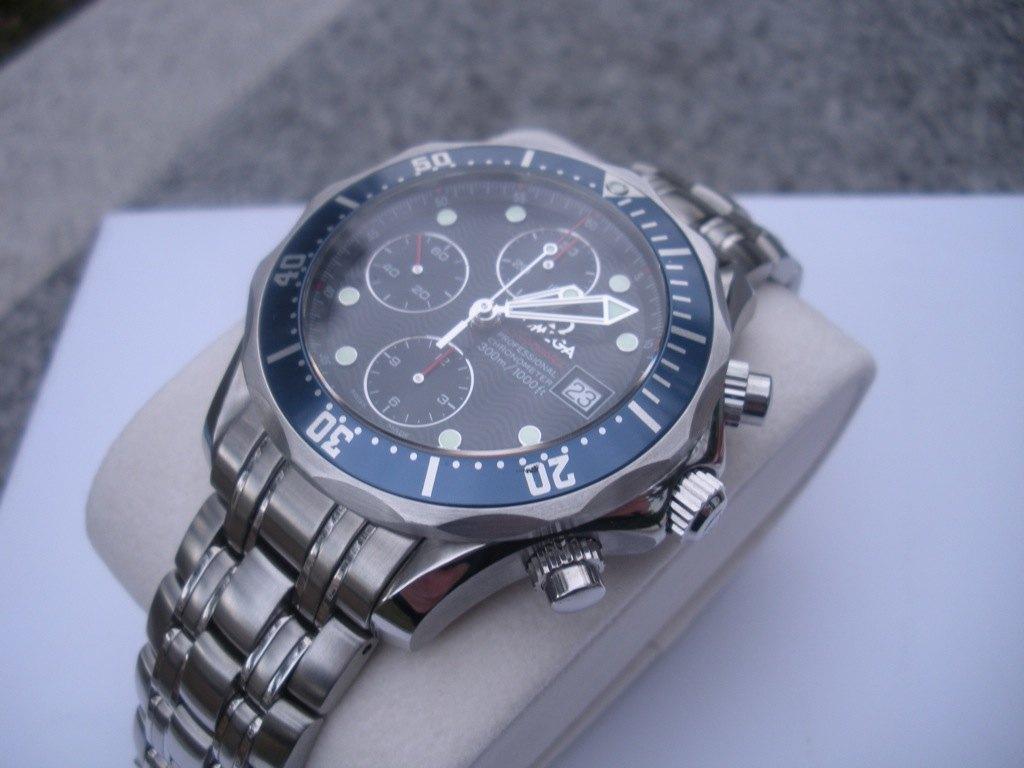 Omega Seamaster Professional Chronograph 2225.80.00