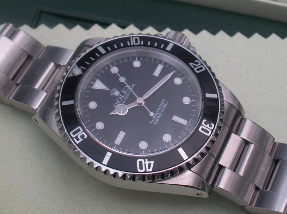 Rolex Submariner No Date 14060 Derelojes