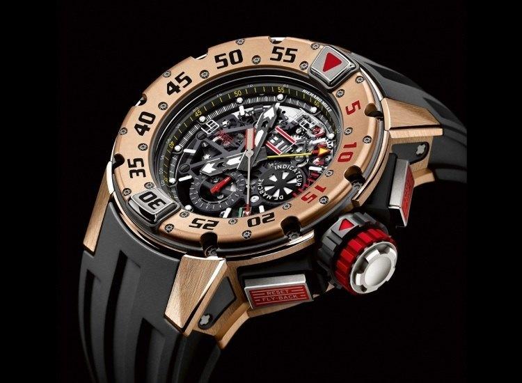 Reloj de buceo Richard Mille RM 032