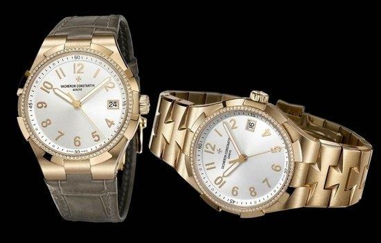 Un par de nuevos relojes Vacheron Constantin han sido presentados