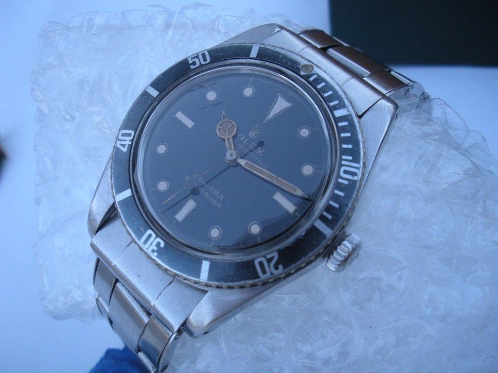 Rolex Submariner 5508 James Bond – 1958 – 1959