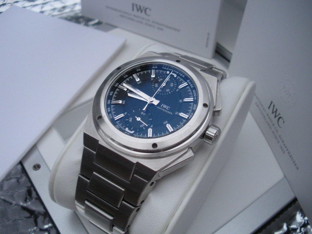 IWC Ingenieur Chronograph IW372501