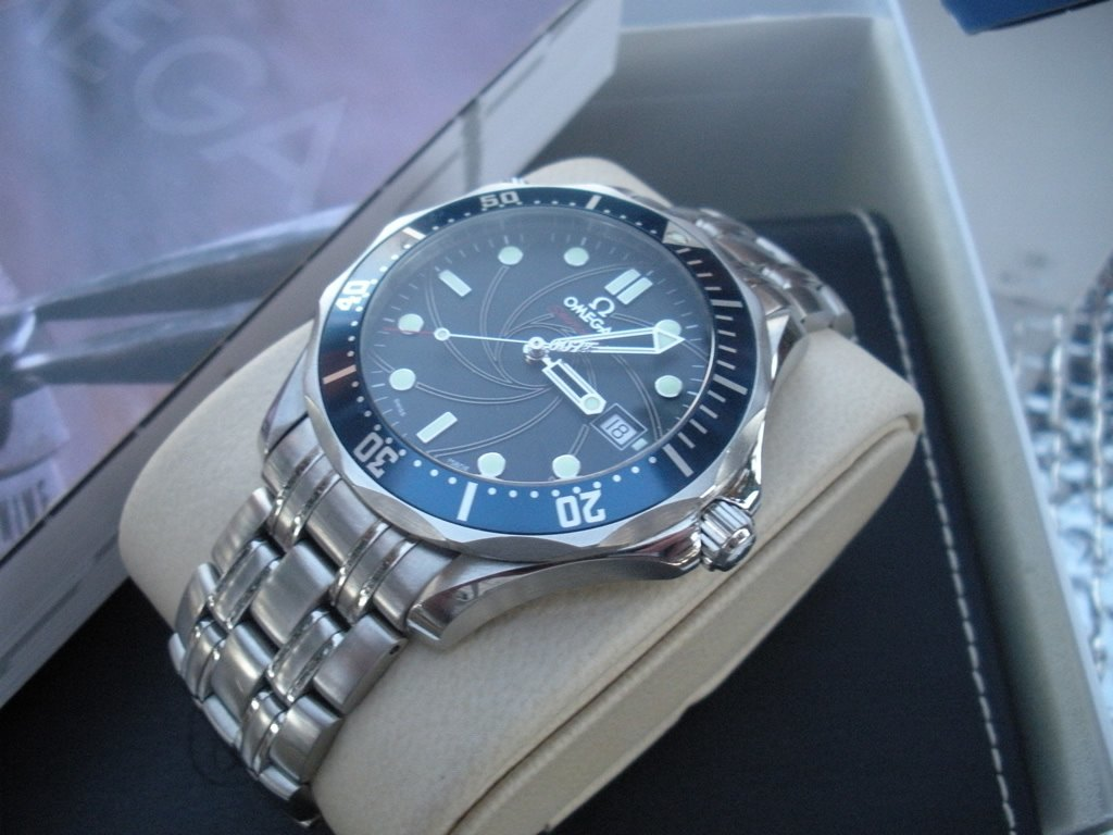 Omega Seamaster Professional James Bond 007 (Escape Co-Axial) ed. limitada – Ref. 2226.80.00