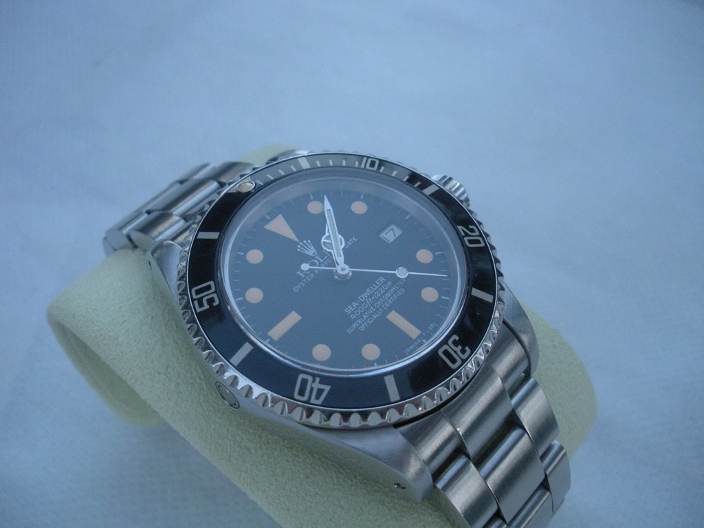 Rolex Sea Dweller 16660 mate año 1983