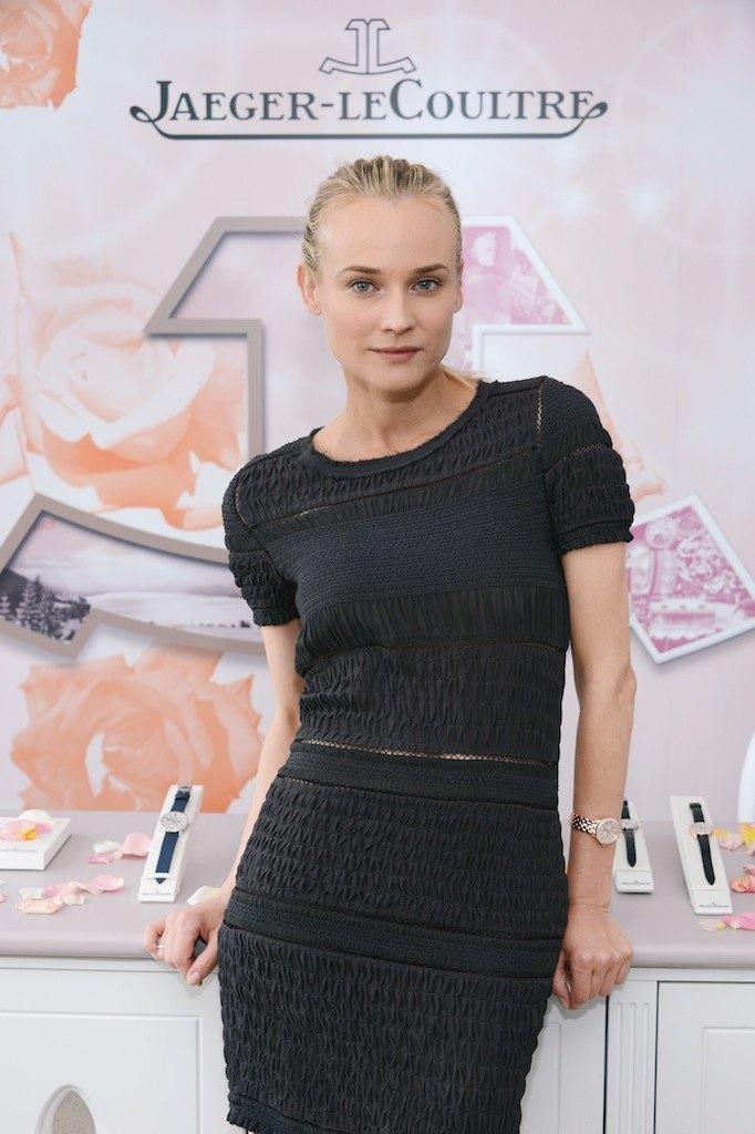 Diane Kruger habla sobre el Rendez-Vous de Jaeger-LeCoultre