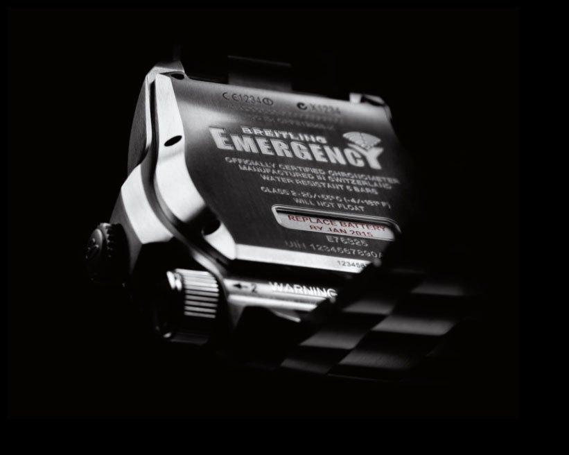 Nuevo Breitling Emergency 2
