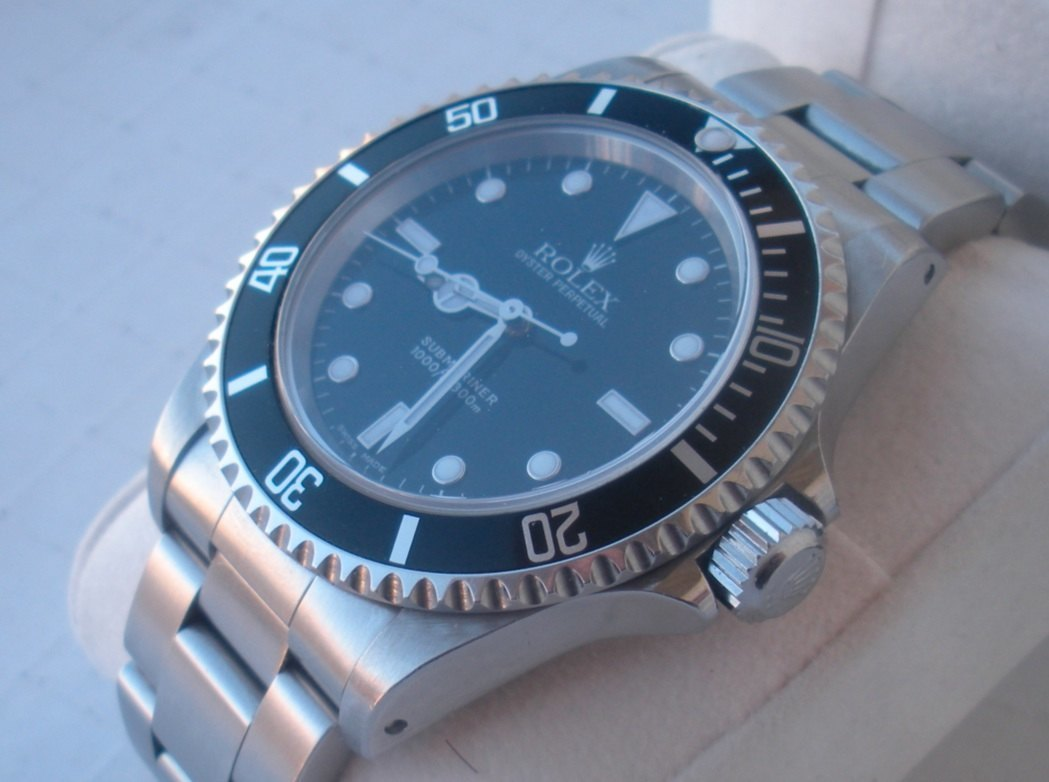 Rolex Submariner 14060M Serie K