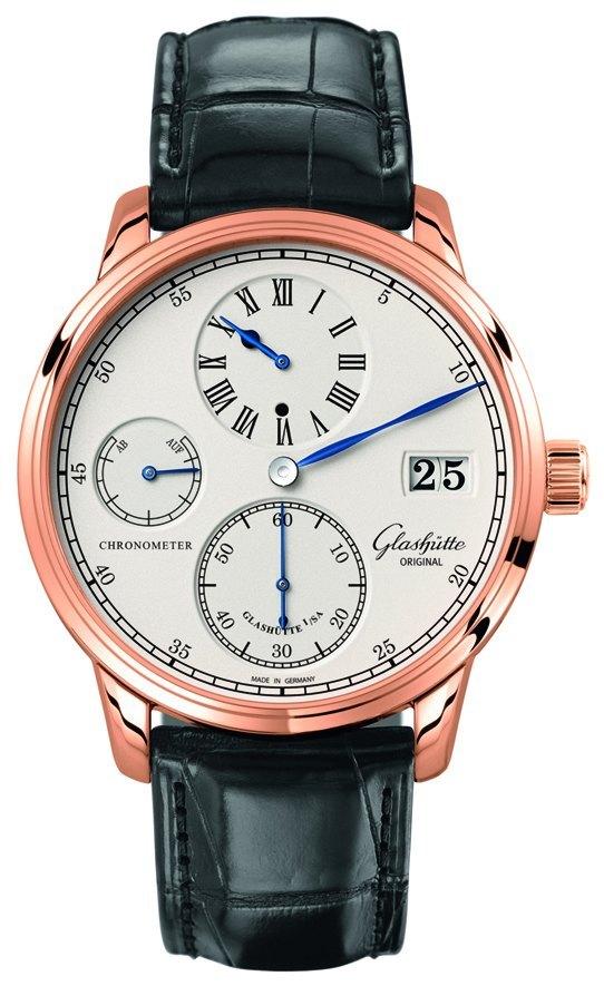 Senator Chronometer Regulator de Glashütte Original. Una simbiosis de éxito entre precisión y estética
