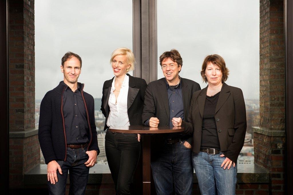 """La Berlinale y Glashütte Original amplían hasta 2016 su compromiso con los jóvenes cineastas y anuncian el jurado para """"Made in Germany – Perspektive Fellowship"""" de 2014"""