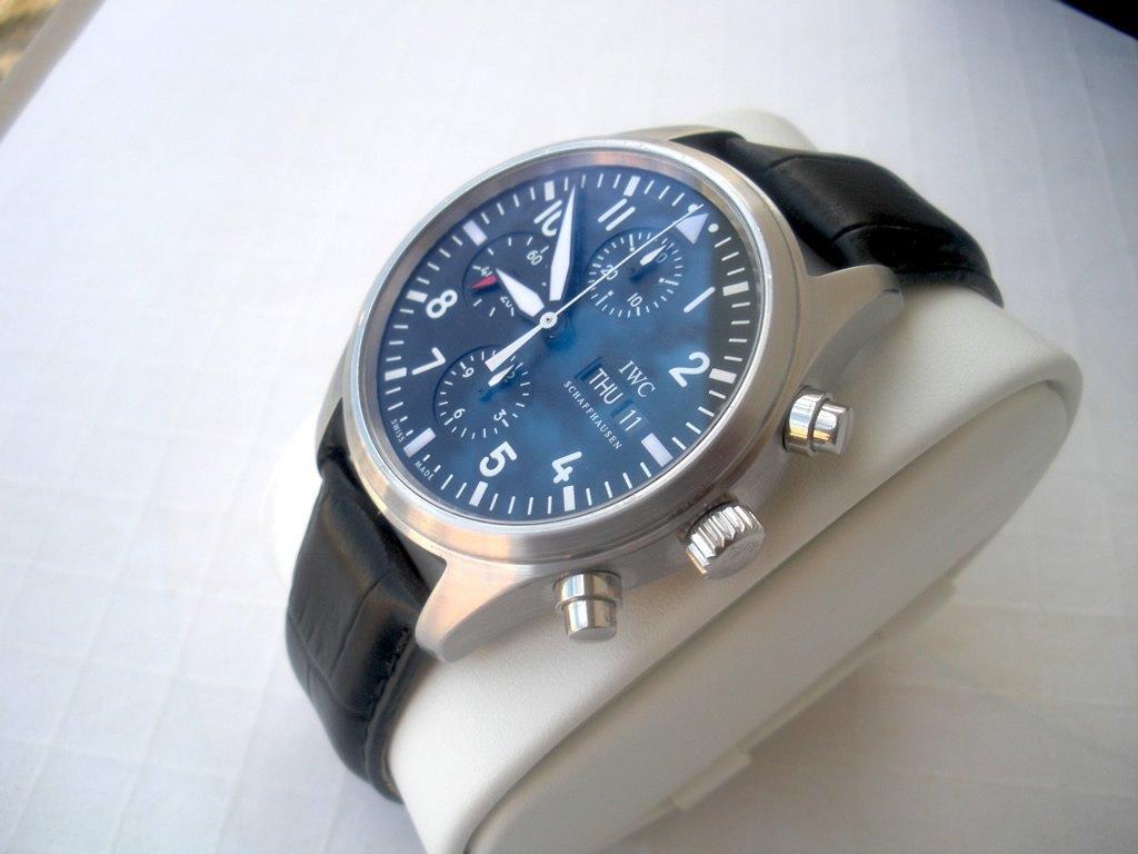IWC Pilot Chronograph IW3717-01