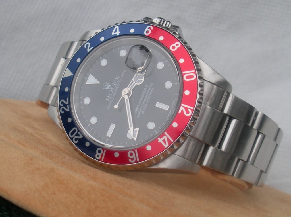 Rolex GMT Master II 16710T Serie F 2004