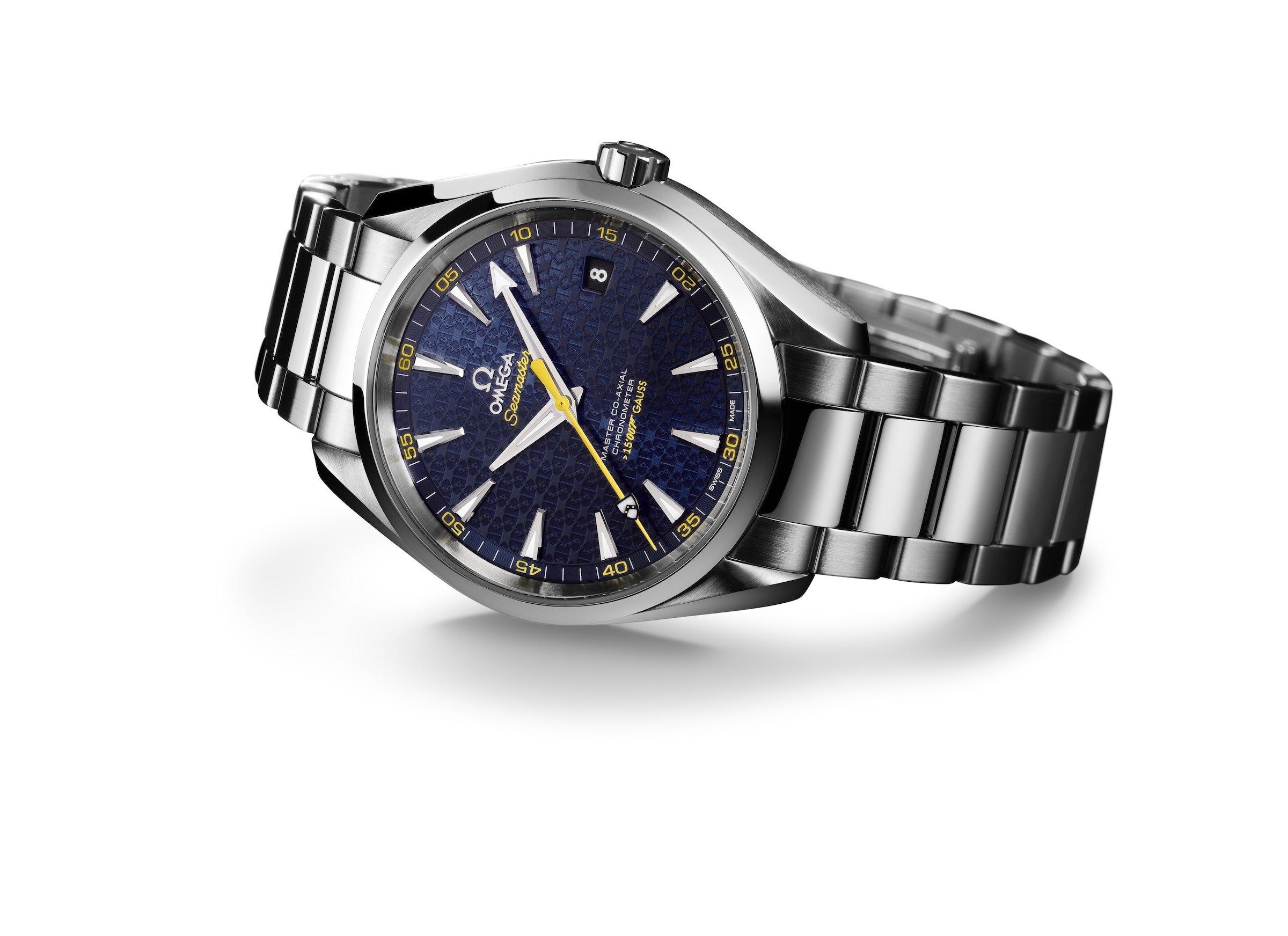OMEGA – Pre Basel 2015 – Seamaster James Bond
