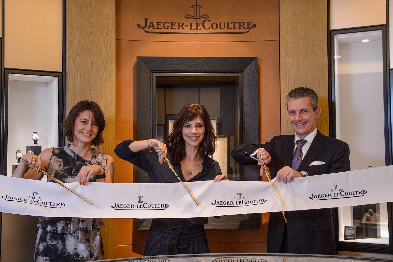 Jaeger-LeCoultre inaugura su nueva boutique en Madrid de la mano de Maribel Verdú