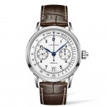 The Longines Column-Wheel Single Push-Piece Chronograph - L2.800.4.23.2