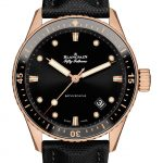 Blancpain Fifty Fathoms Bathyscaphe front