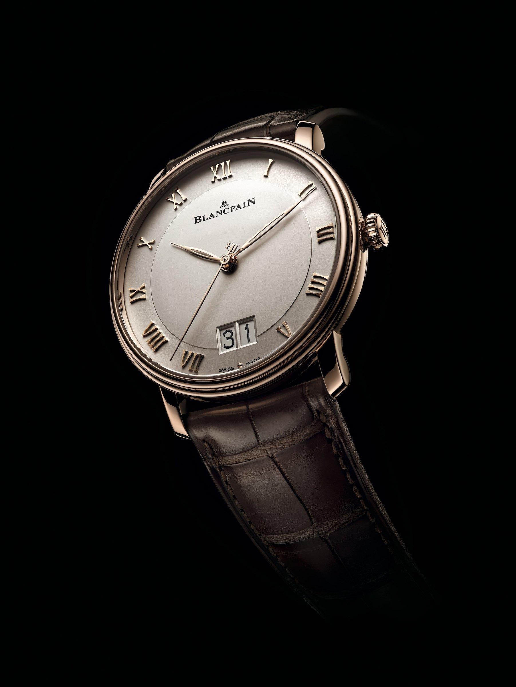 Una gran fecha para la colección Villeret