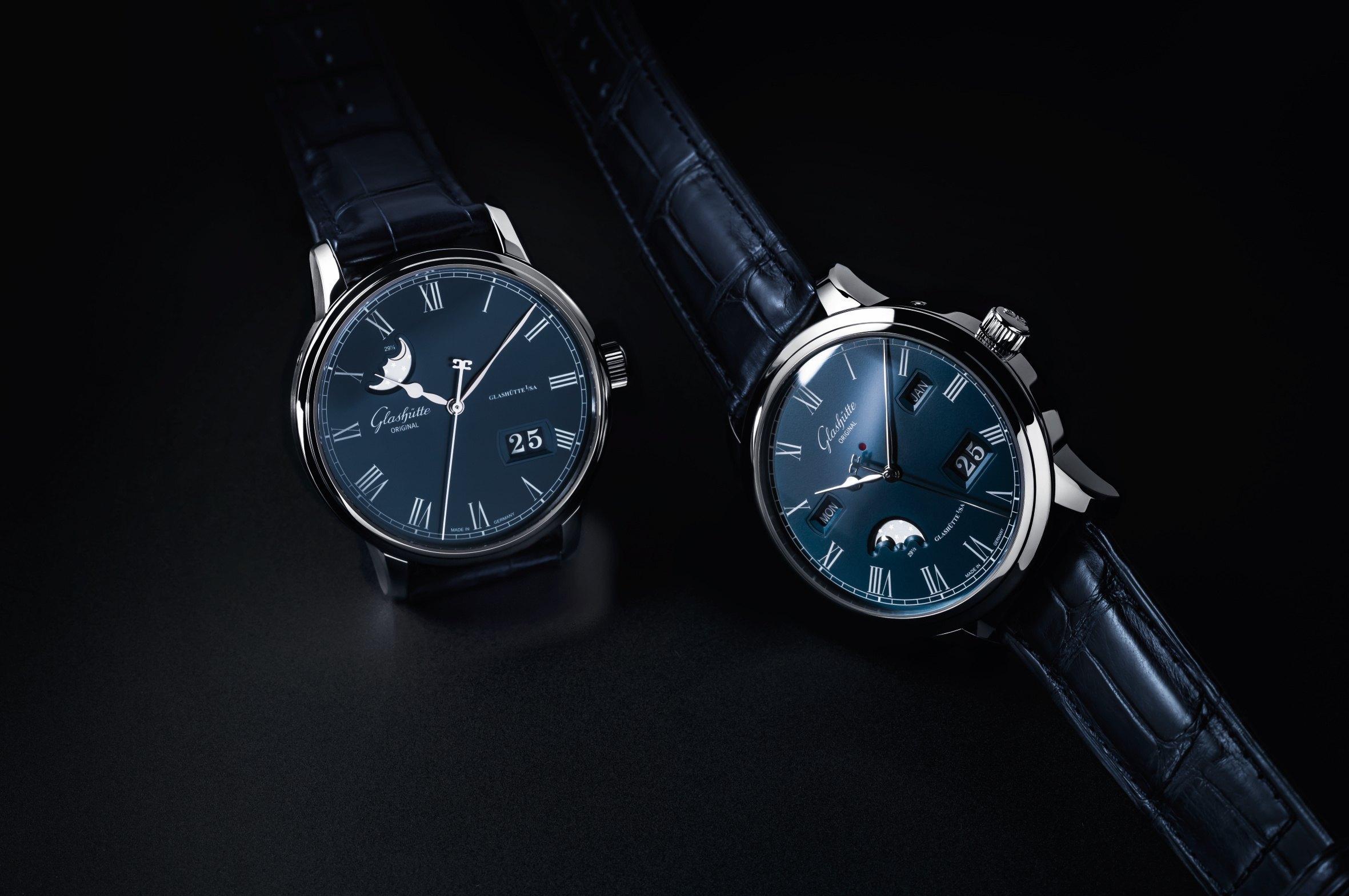 Dos nuevas incorporaciones a la Colección Boutique de Glashütte Original