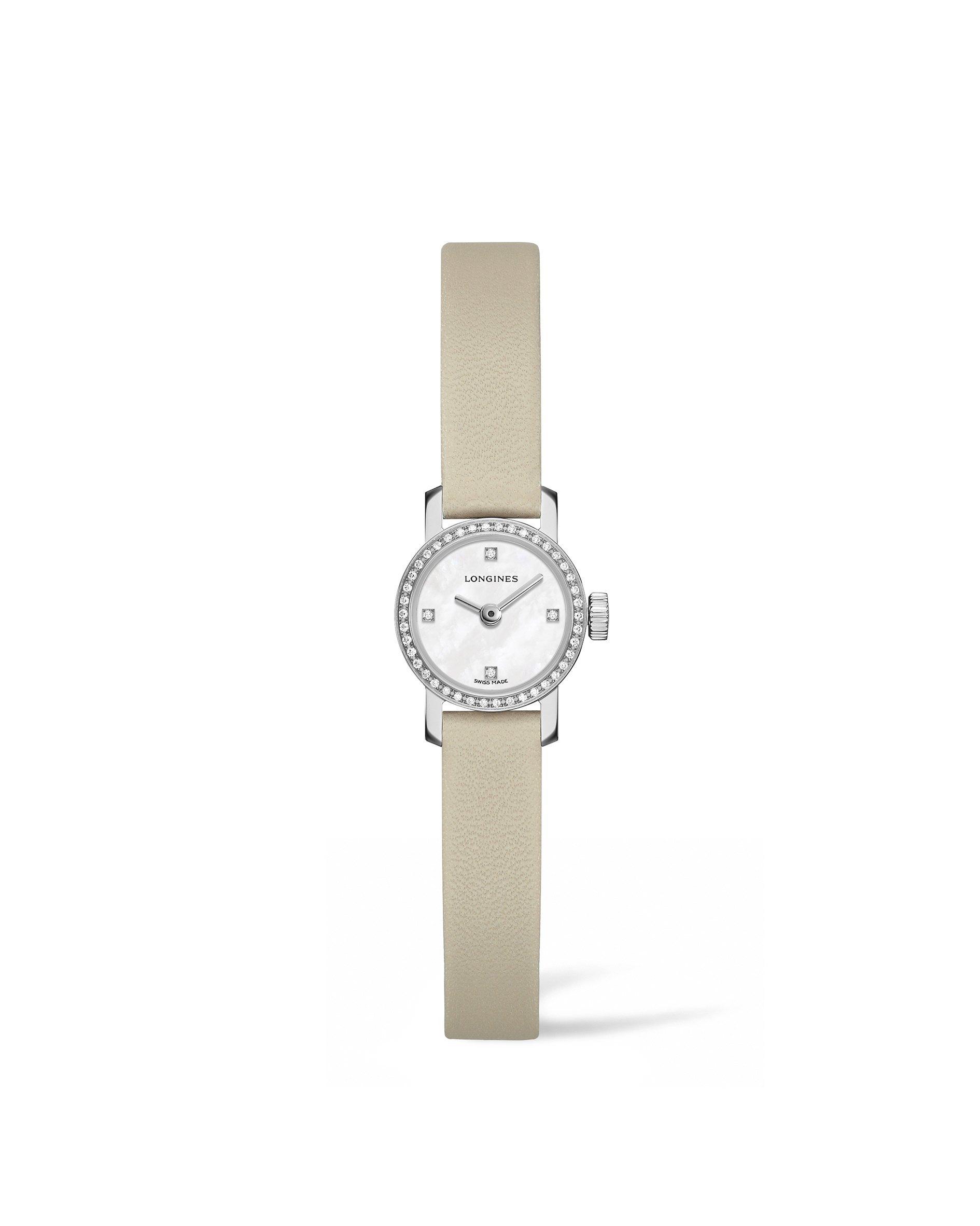 Longines Mini – Cuando la relojería se convierte en joyería