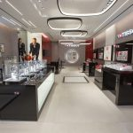 Tissot Boutique Times Square Interior