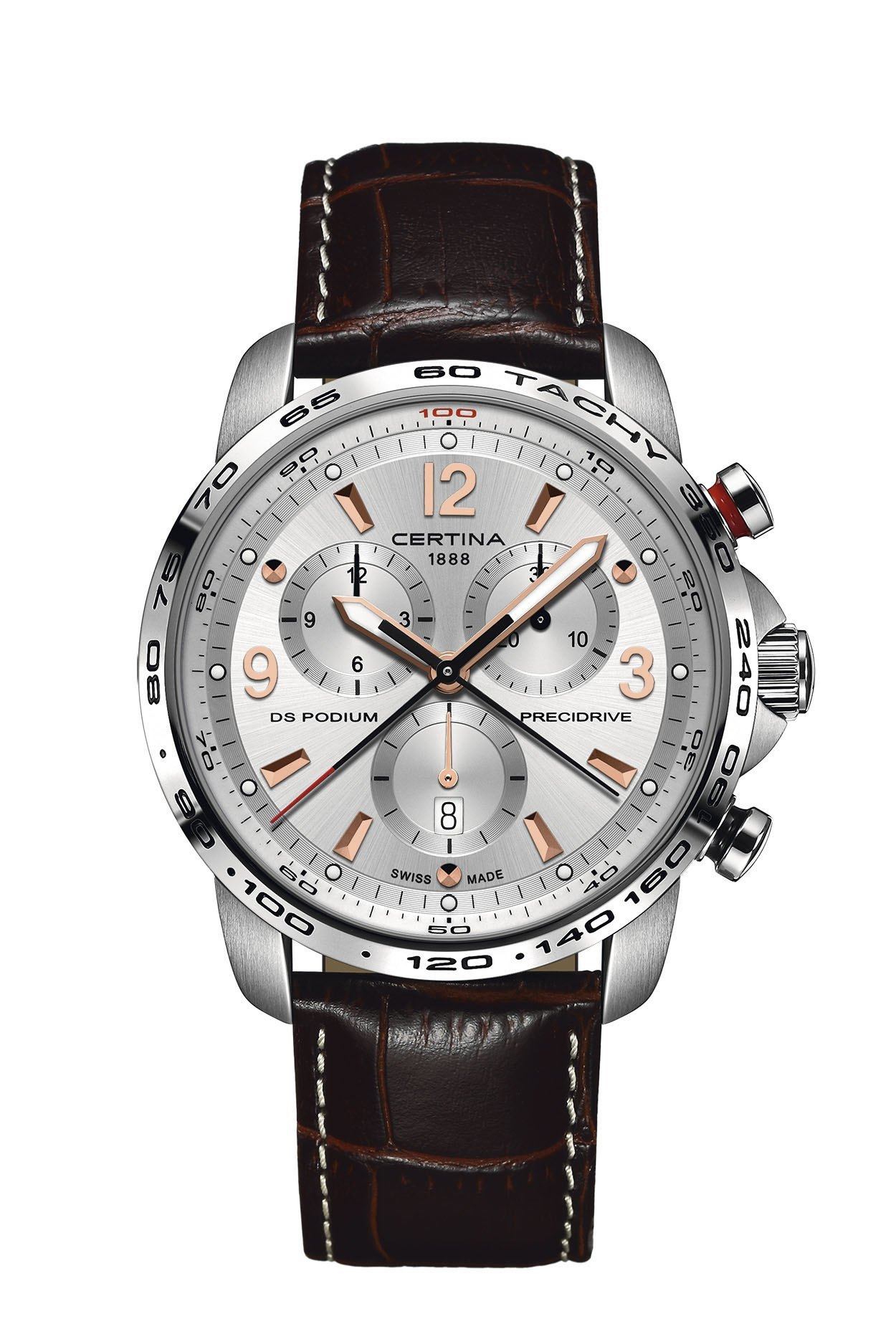 CERTINA DS PODIUM BIG SIZE CHRONO