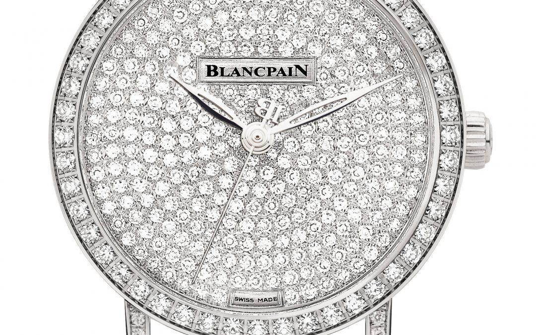 La colección Blancpain Villeret Woman presenta nuevo calibre
