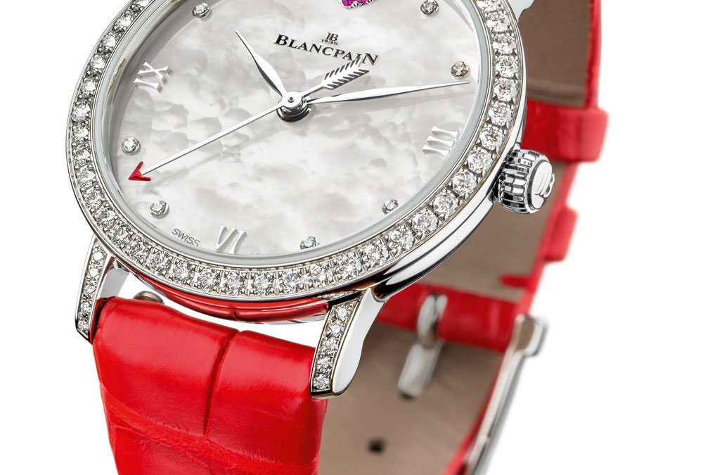 Blancpain – San Valentín Ref.: 6104 4654 99A. Una historia de amor, por Blancpain