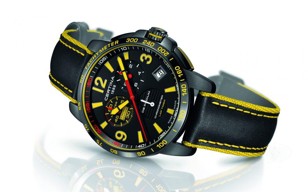 DS Podium Chronograph Lap Timer – Racing Edition DS Podium Chronograph Lap Timer – Racing Edition