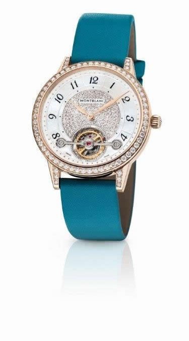 Montblanc Colección Bohème: expresión de alta relojería femenina