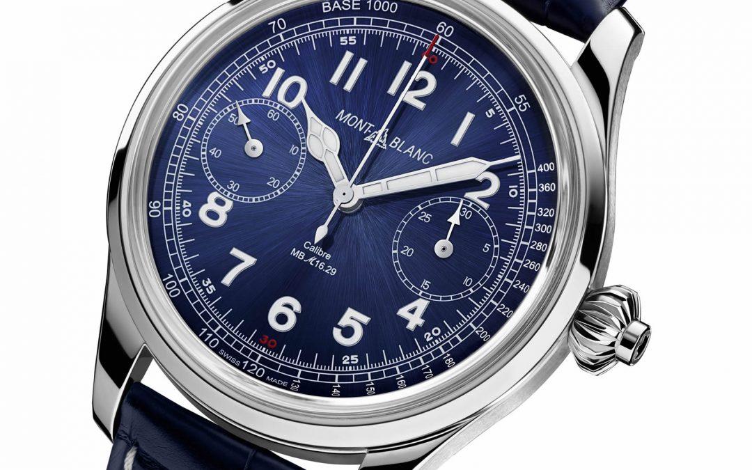 La Maison Montblanc gana el premio al mejor cronógrafo en el prestigioso Grand Prix d'Horlogerie de Genève 2016