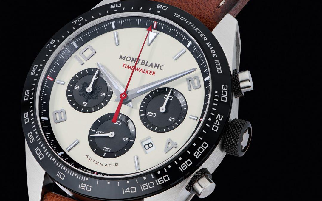 Rendimiento y Estilo: Montblanc presenta dos nuevos relojes de su Colección TimeWalker