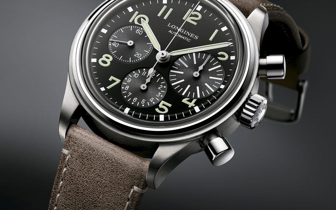 The Longines Avigation BigEye: estética y tradición al servicio de un reloj de piloto