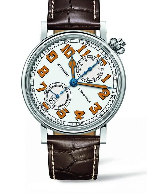 The Longines Avigation Watch Type A-7 1935 – Un homenaje a los pioneros de la aviación
