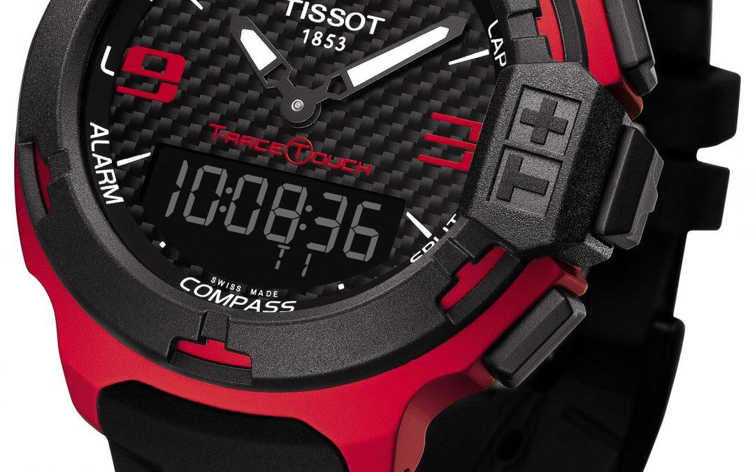 Llega la hora de la energía. Tissot T-race Touch La Vuelta Edición Limitada