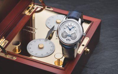 El Espíritu de la Alta Relojería Clásica: Antes del próximo SIHH 2018, Montblanc presenta dos evocadores nuevos modelos de cronógrafo para resaltar su Star Legacy Collection, recientemente remodelada