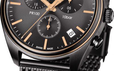 Tissot PR 100 Chronograph. Es hora de redescubrir los clásicos