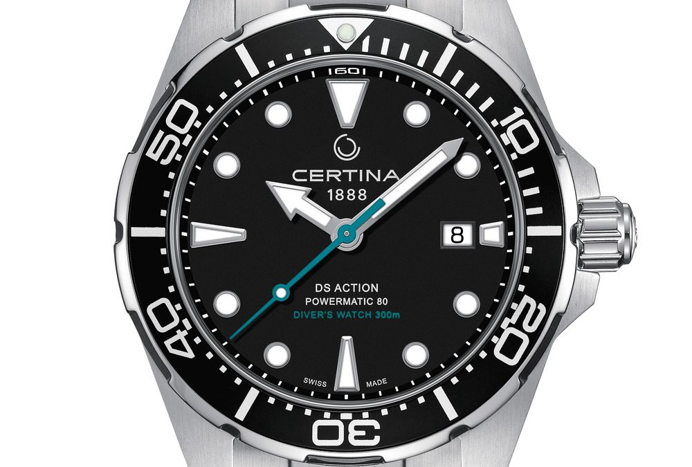 Baselworld 2018. Certina DS Action Diver Sea Turtle Conservancy: inspirado en la figura de la tortuga