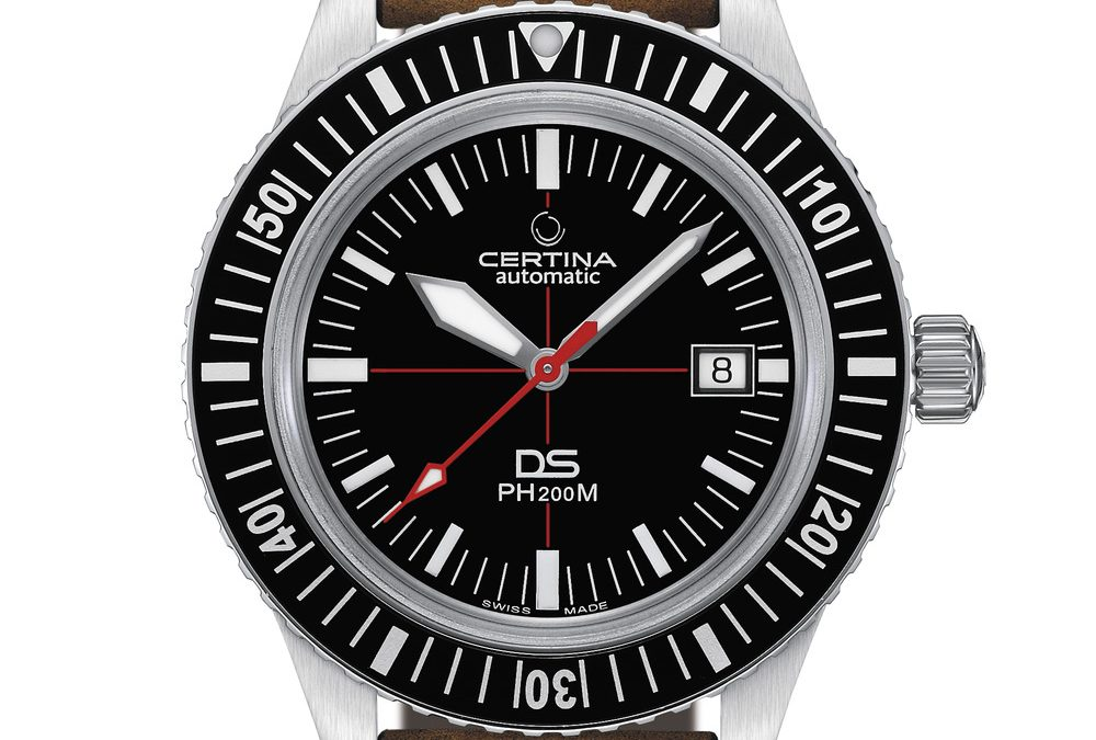 Baselworld 2018. Certina DS PH200M: Regreso al futuro