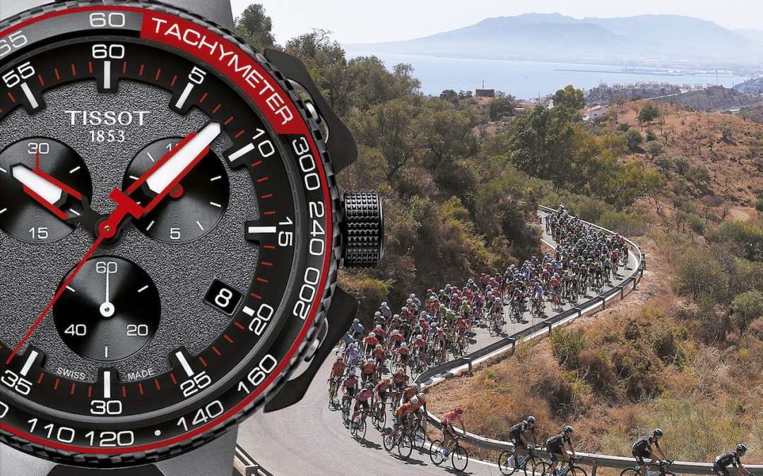 Tissot, Cronometrador Oficial de La Vuelta 2018 ¡Es hora de alzarse con el maillot rojo!