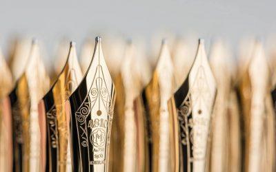 El Virtuosismo y el Arte del Plumín de Oro Artesanal: Presentación de un Métier d'Art Apasionadamente Preservado por Montblanc