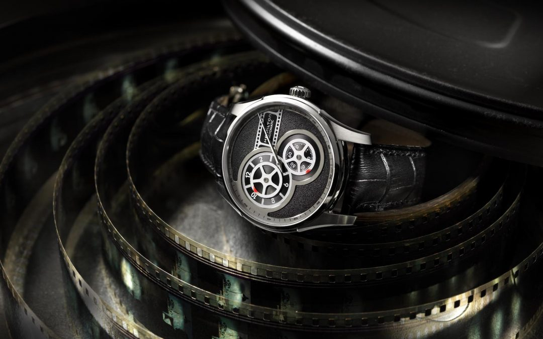 HAMILTON JAZZMASTER REGULATOR CINEMA EDITION. PARA NO PERDERLO DE VISTA