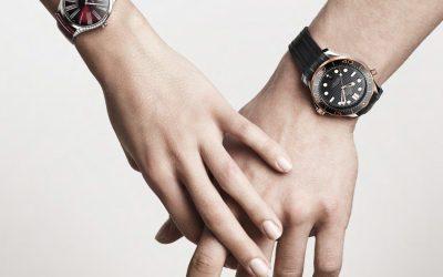 Día de San Valentín y Omega. De la mano… Un signo seguro de estar locamente enamorados.