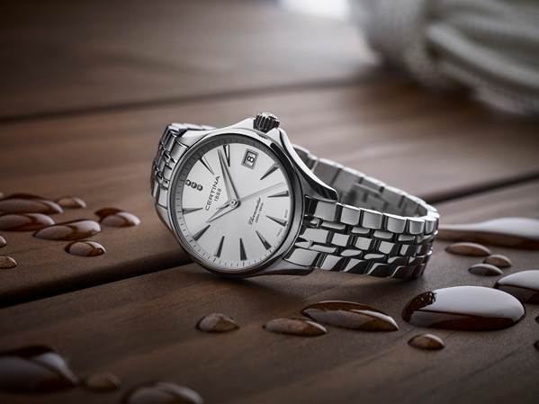 Certina DS Action Lady: un reloj fenenino con un cronometraje perfecto