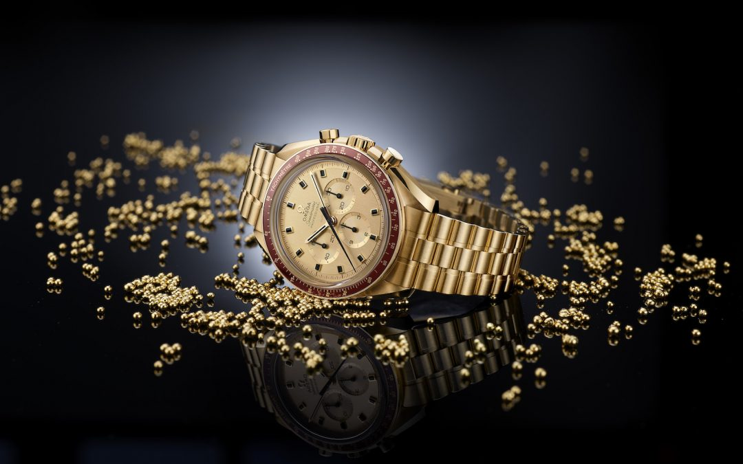 OMEGA SPEEDMASTER APOLLO 11 50TH ANNIVERSARY EDICIÓN LIMITADA