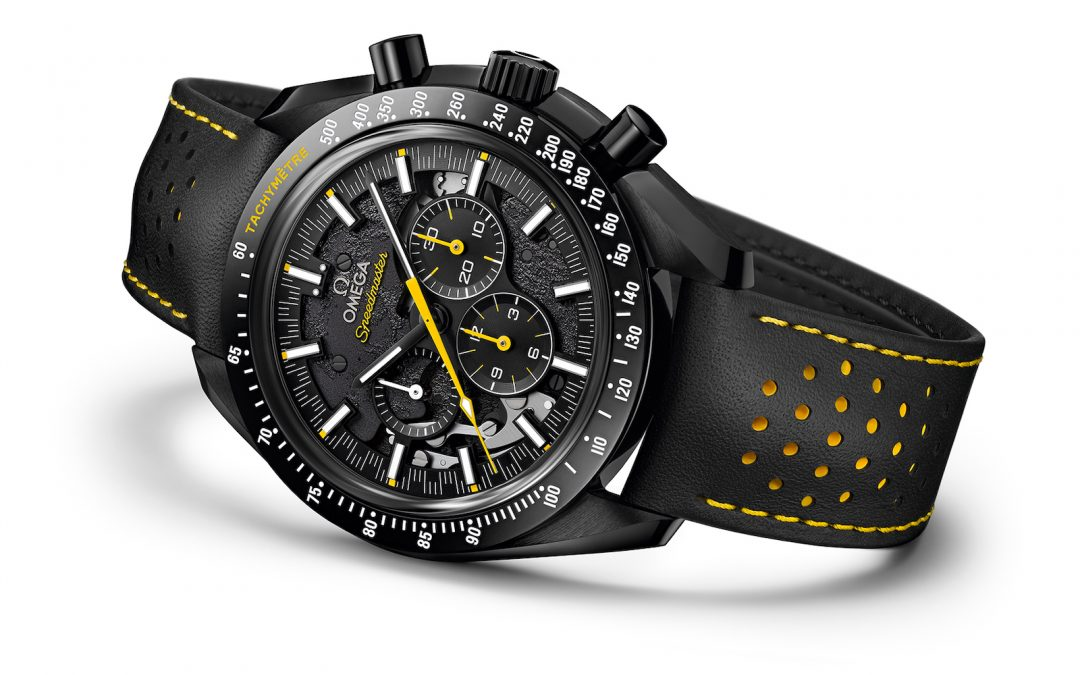 "OMEGA LANZA EL SPEEDMASTER ""DARK SIDE OF THE MOON"" APOLLO 8"