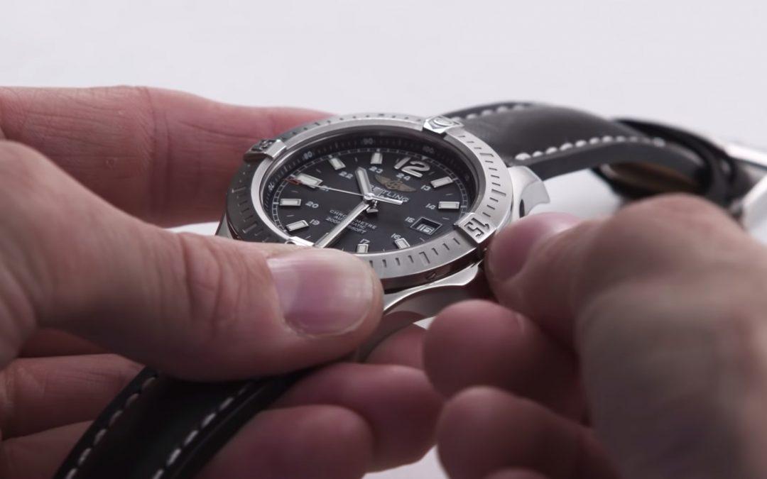 Cómo darle cuerda a un reloj manual o automático