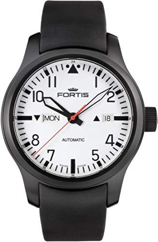 Fortis B-42 Nocturnal 655.18.12.K Reloj Automático para Hombres Legibilidad Excelente
