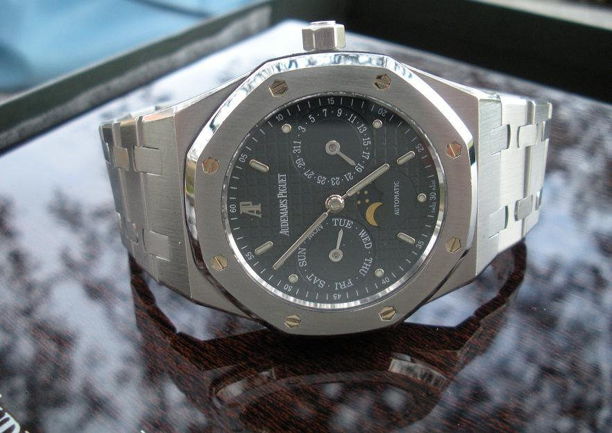 Audemars Piguet Royal Oak 25594 Moon Phases (25594ST.OO.0789ST.03)